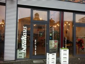 Betahaus Hamburg - Ort für unser Auftaktfest für Projournal Alumni am 14.02.2014